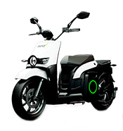 E-Scooter S02 LS